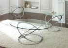 oval coffee table sets replacement glass