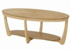 oval coffee table sets styling