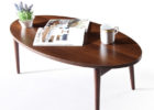 oval coffee table sets under $100