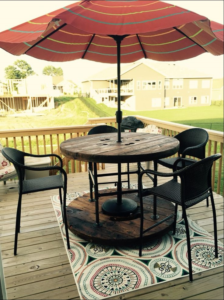 All Weather Dining Furniture For Deck
