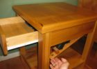 plans gun hidden compartment coffee table diy