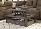 pull up coffee table sets