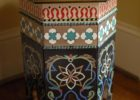 small moroccan style coffee table