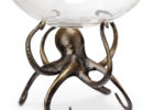 small round octopus coffee table