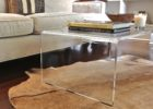 square acrylic coffee table australia