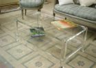 square acrylic coffee table furniture