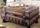 trunk coffee table target