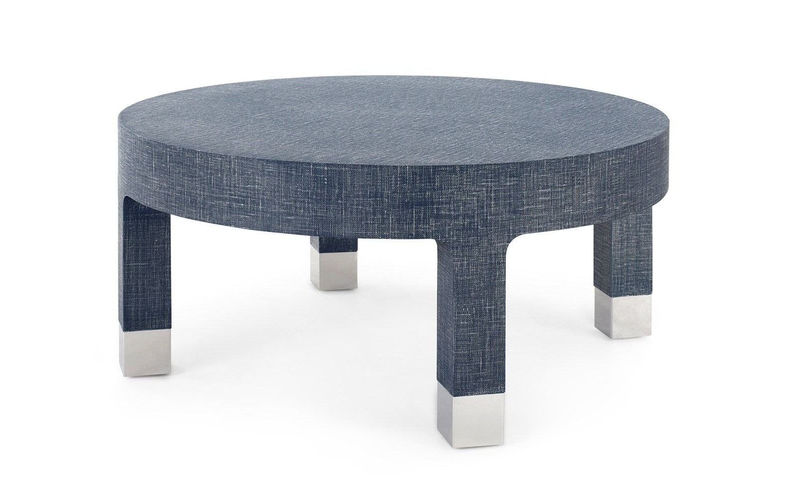 trunk navy blue coffee table