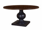 wood 60 inch round pedestal dining table ideas