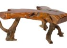 wood top driftwood coffee tables for sale