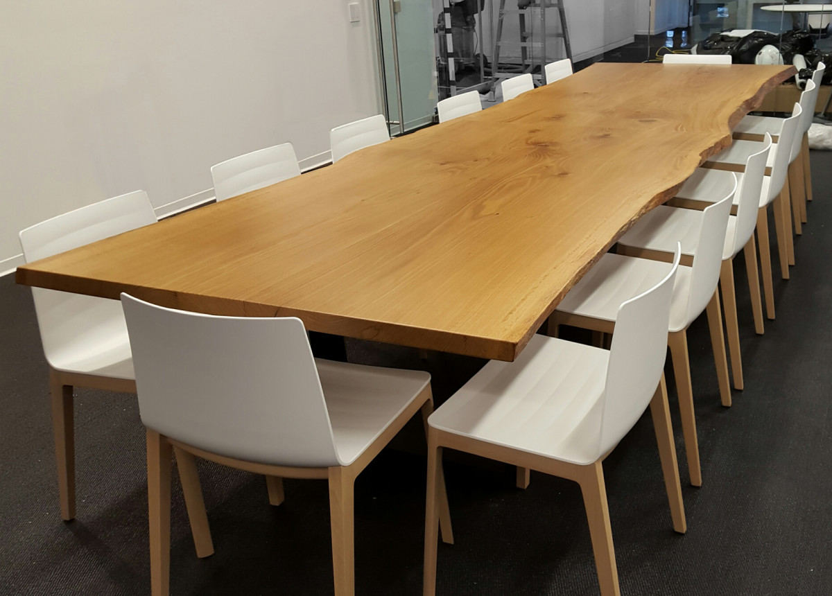 awesome live edge dining table for sale
