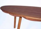 awesome oval cherry wood coffee tables for sale