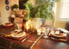 awesome rustic dining table centerpieces decor ideas