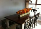 awesome rustic dining table centerpieces ideas
