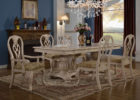 awesome white wash dining room table set