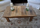 barn wood coffee table for sale for living room