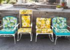 beach theme mid century patio furniture for sale