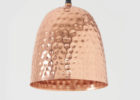beautiful hammered metal pendant light uk