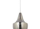 beautiful large hammered metal pendant light uk