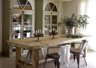 beautiful rustic dining table centerpieces