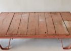beautiful wood pallet coffee table for sale
