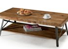 beautiful wood pallet coffee table for sale with storage