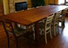 best long narrow dining tables with leaves