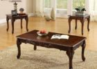 best luxury cherry wood coffee tables for sale