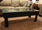 best wood for coffee table top glass designs