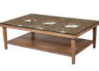 best wood for coffee table top glass designs ideas