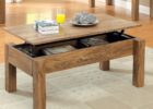 best wood for coffee table top lift top