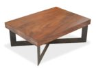 best wood for coffee table top replacement