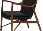 black chair mid century modern furniture san antonio