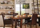 black extra long dining table seats 12