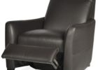 black macys leather chair recliner
