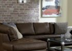 brown furniture sectional sofa macys leather chair