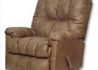 brown leather smoking chair recliner