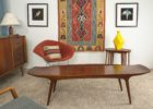 building mid century modern furniture woodworking plans