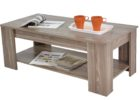cheap modern solid wood lift top coffee table