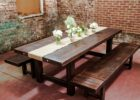 cheap rustic dining table centerpieces decorating ideas