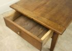 cherry wood coffee table with drawers ideas