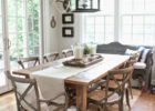 dining room rustic dining table centerpieces decor ideas