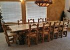 dining room rustic dining table centerpieces decorating ideas