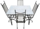 dining table mid century patio furniture for sale