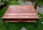 diy wood pallet coffee table for sale