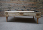diy wood pallet coffee table for sale with storage