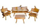 driftwood sets mid century patio furniture for sale