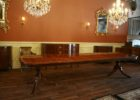 extra long dining table seats 12 with extension