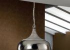 hammered metal pendant light uk