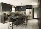 ideas for kitchen remodeling floor plans for black kitchen theme